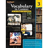Vocabulary in Context for the Common Core™ Standards Grade 3