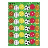 Trend Star Sports Sparkle Stickers, 72 CT (T-63042)