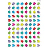 Teacher Created Resources Happy Stars Mini Stickers, Pack of 528 (TCR1816)