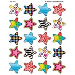 Teacher Created Resources Fancy Stars Stickers, Pack of 120 (TCR5179)