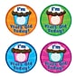 "Teacher Created Resources ""I Am __ Years Old Today"" Wear 'Em Badge (TCR5470)"