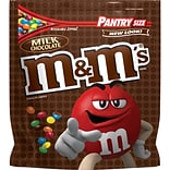 M&MS Milk Chocolate Candy, 56 oz Resealable Bag (209-00059)