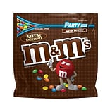 M&MS Milk Chocolate Candy, 42 oz Party Size Resealable Bag (MMM32438)