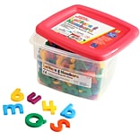 Educational Insights® AlphaMagnets® & MathMagnets®; Multicolored, 214 Pieces