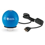 Learning Resources Zoomy 2.0 Handheld Digital Microscope, Blue (LER4429-B)