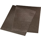 3M™ Scotch-Brite Griddle Screens; Brown, 4 x 5.5, 200 Screens