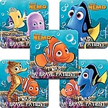 "SmileMakers® Finding Nemo Medical Stickers; 2-1/2""H x 2-1/2""W, 100/Roll"