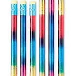 SmileMakers® Metallic Rainbow Pencils; 50 PCS
