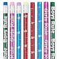 SmileMakers® Boys/Girls Rule Pencils; 50 PCS