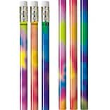 SmileMakers® Foil Tie Dye Pencils; 50 PCS
