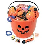 SmileMakers® Halloween Pumpkin Sampler; 144 PCS