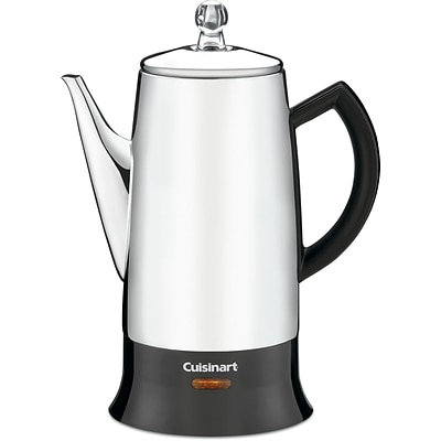 Classic 12-Cup Stainless Steel Percolator