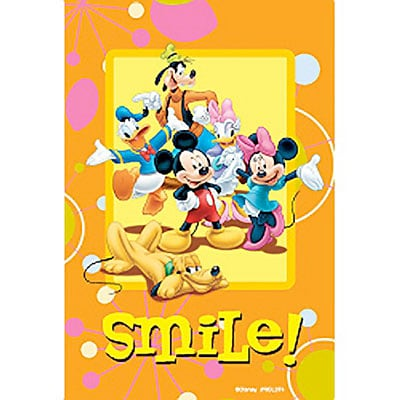 SmileMakers® Mickey & Friends Smile Laser Cards; 100 PCS