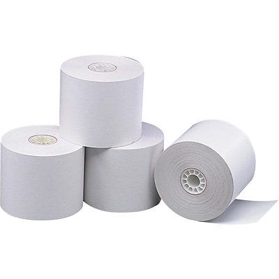 Quill Brand® Thermal Cash Register Rolls; 3-1/8x273