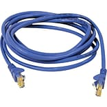 7 RJ45 FastCAT™ 5E Patch Cable; BL