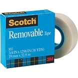 Scotch™ 3 Removable Tape