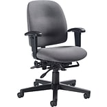 Global® Granada Low-Back Task Chair; Grey