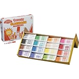 Crayola® Classpack® Non-Washable Markers; Assorted, 256/Bx