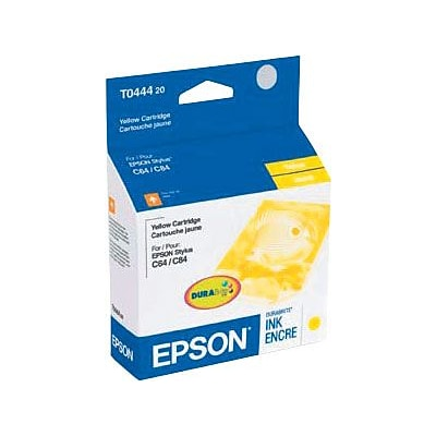 Epson 44 Yellow Ink Cartridge (T044420)