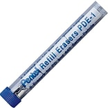 Pentel Automatic Pencil Eraser Refills, 10/Pack