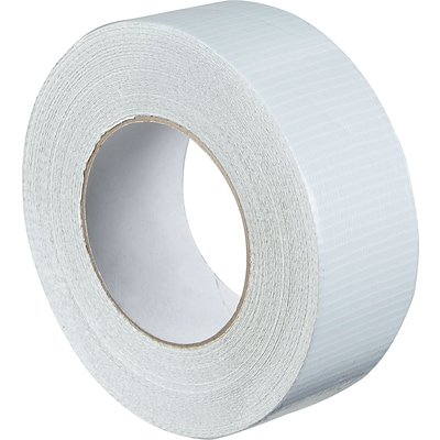 Tape Logic® Duct Tape, 10 Mil, 2 x 60 yds., White, 3/Case