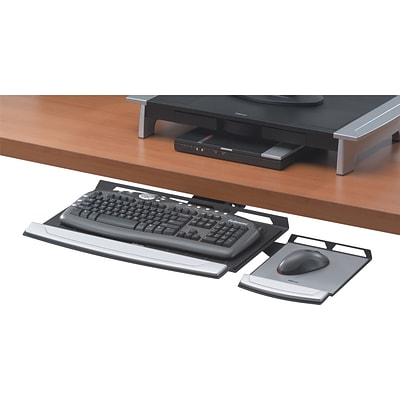 Fellowes® Office Suites™, Adjustable Keyboard Tray