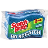 Buy 3 Packs of Scotch-Brite® Scrub Sponges, Get 1 Pack FREE!