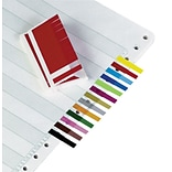Redi-Tag® Assorted Page Flags, Each