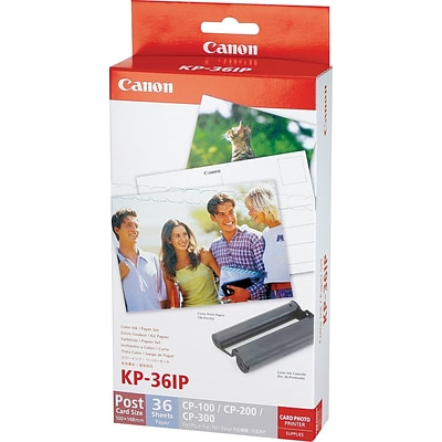Canon® KP-36IP Photo Value Pack