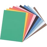 Pacon Tru-Ray Construction Paper 12 x 9, Assorted, 50 Sheets (103031)
