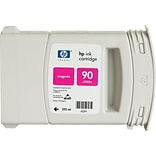 HP 90 Magenta Ink Cartridge (C5062A); 225ml