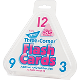 Trend Three-Corner Flash Cards