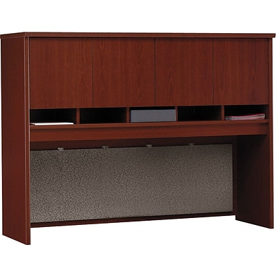 Bush Business Westfield Elite 60W Hutch, Hansen Cherry