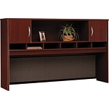 Bush® Corsa 2-Door, 72 Mahogany Hutch