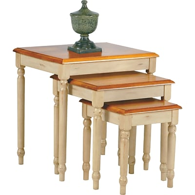 OSP Country Cottage 3 Nesting Table Set