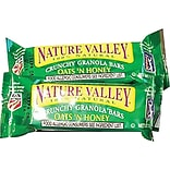 Nature Valley® Crunchy  Bars Oats & Honey
