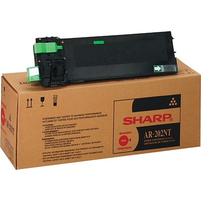 Sharp Black Toner Cartridge (AR-202NT)