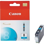 Canon CLI-8C Cyan Ink Cartridge, Standard (0621B002)