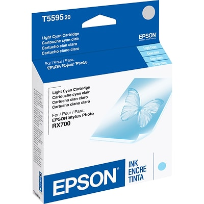 Epson 559 Light Cyan Ink Cartridge (T559520)