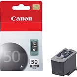 Canon PG-50 Black Ink Cartridge (0616B002); High Yield