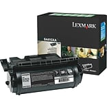 Lexmark T644 Black Toner Cartridge (64415XA); Extra High Yield Return Program