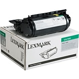 Lexmark Black Toner Cartridge (12A7465); Extra High Yield, Return Program