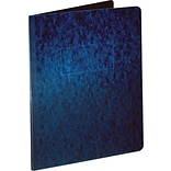 Oxford® PressGuard® Embossed Report Cover with Fastener, Dark Blue (12902)