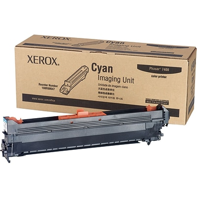 Xerox® 108R00647 Laser Imaging Unit for Phaser™ 7400, Cyan