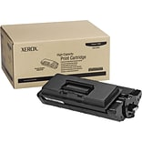 Xerox Phaser 3500 Black Toner Cartridge (106R01149); High Yield