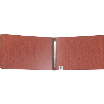 Oxford® Pressboard Report Covers, Red-Brown