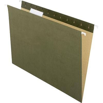 Pendaflex® EarthWise® 100% Recycled Hanging File Folders