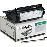 Lexmark Black Toner Cartridge (12A6839); High Yield, Return Program