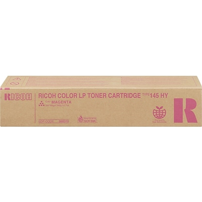 Ricoh 888310 Magenta Toner Cartridge, High Yield