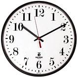 Quartz Slimline Wall Clock